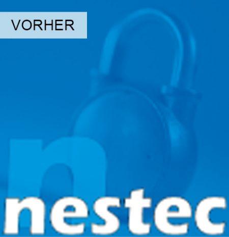Nestec Logo - vorher