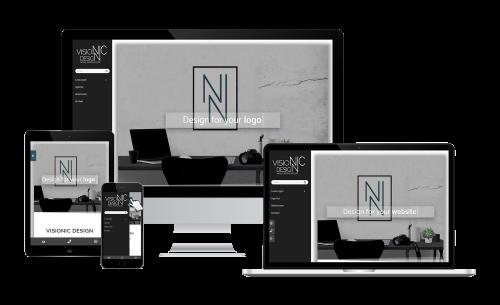 Visionic Design - Homepage